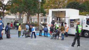 11/12(日)自治会等が主催の「防災訓練」が行われました!
